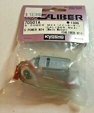 KYOSHO EP Caliber S Power M24 Main Motor 1300 NEW RC Helicopter Part 70501A