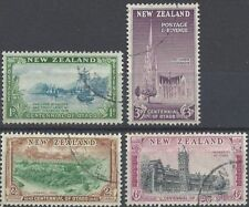 New Zealand Stamps without Gum