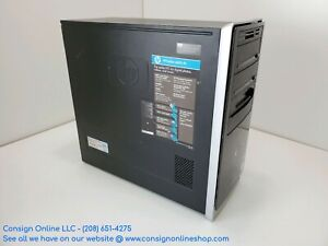 HP Pavillion A6257C Desktop Computer with 4 GB RAM and Disc Tray U115