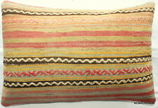 (40*60cm, 16*24cm) Textured handmade pillow cover pastels pinky/red yellow black