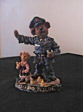 Boyds Bears-Sgt. O' Beara with Ali & Friends.Everyday Hero-3E-No Box