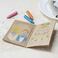 Ginger Ray Kinder Hochzeit Unterhaltung Activity Bücher 5 Packung Vintage Affäre