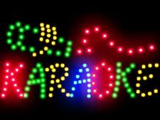 Karaoke Sing Pub Bar Led Neon Sign Display Light Sign New