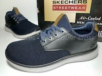 USED Skechers Streetwear With Air Cooled Memory Foam Relaxed Fit Men's Shoes