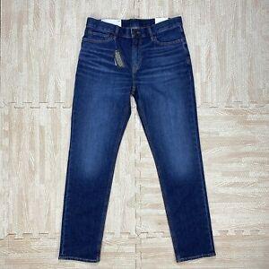 NWT Banana Republic Men's Mid Rise Slim Fit Jeans Size 33x32