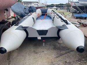 yamaha 430s INFLATABLE BOAT / RIB