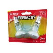 2x Eveready Halógeno 20w = 30w R39 Reflector Luces de Foco - Ses Regulable