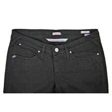 SEALKAY Jeans Denim Nero Da Donna Stile BAREN Taglia 32 RRP125 LY29