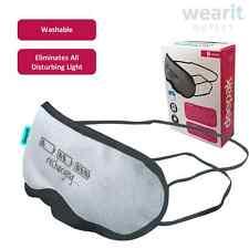 Deepak viajes máscara de ojo de máscaras de dormir para dormir relajante con los ojos vendados eyemask
