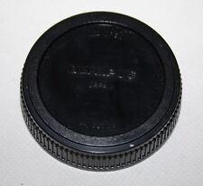 Olympus - Genuine OM Mount Rear Lens Cap - vgc