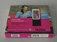 03-61-02872 t-mobile web'n'walk Express Card 4 IV - HSUPA HSDPA UMTS EDGE GPRS