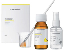 Mesoestetic Melanostop Peel tran3x. 50 ml. FOR PROFESSIONAL USE.