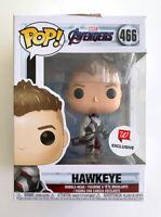 NEW Funko Pop! Marvel Avengers Hawkeye Vinyl Figure #466 Walgreens Exclusive