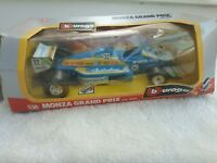 BURAGO 1:24 SCALE RACING GRAND PRIX MONZA WITH BOX / 6132