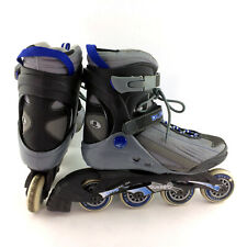 Mens 8 Dukes Inline Skates Soft Boot 76Mm Wheels 41 Euro High End Canadian Brand