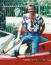TOM SELLECK Signed 8x10 AUTOGRAPH Auto MAGNUM P.I.