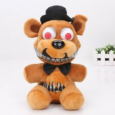 "10"" Five Nights At Freddy's Nightmare Freddy Plush"