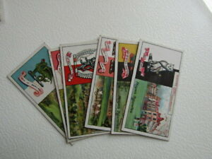 John Player 1910 Country Seats and Arms Cards 2nd Serie Card Variants (e30)