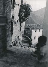 ST PAUL DE VENCE c. 1935 - Maisons du Village  Alpes-Maritimes  - DIV 6956