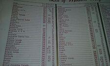 1951 Hammond World Atlas CLASSICS EDITION! RARE!