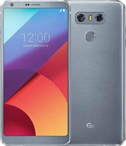 LG G6 (H870) platinum / silber 32 GB Android gebraucht Gut neutrale Verpackung