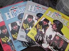 Irving Hometown Hockey Heroes 1992 Booklets 1-4, Duplicate of #3