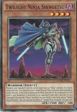YU-GI-OH CARD: TWILIGHT NINJA SHINGETSU - BOSH-EN015