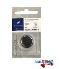 NEW Mercedes Benz Genuine OEM Remote Anti-Theft Alarm Transmitter Battery CR2025