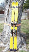 Salomon Scrambler Limited 170cm SpaceFrame Skis w/ S811 TI Bindings