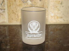 Jagermeister Frosted Shot Glass