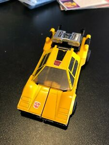Transformers G1 SUNSTREAKER PRERUB UNBROKEN ROBOT ONLY
