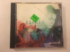 Alanis Morissette Jagged Little Pill CD Album 1995 maverick reprise
