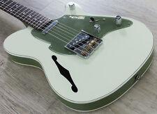 Fret King FKV25JJ Black Label John Jorgenson Electric Guitar Arcadia Green