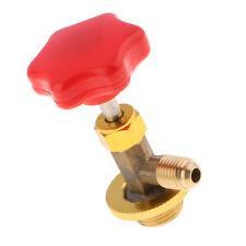 1/2 SAE voiture AC peut TAP ouvre-Valve pour R134a bouteille gaz climatiseur