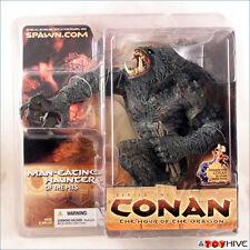 Conan Barbarian series 2 McFarlane Man Eating Haunter of the PIts figure sealed