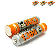 8 x 1300mAh AAA 3A Ni-MH Rechargeable Battery Cells P1