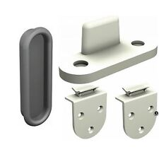 Ferrures pour portes coulissantes de meubles - Mantion Minitub Garniture