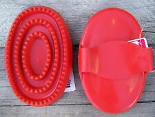 Curry - Rubber (Adult) - Red
