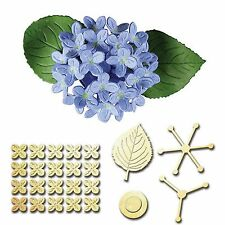 SPELLBINDERS CREATE A FLOWER HYDRANGEA CUTTING DIE D-LITES S2-163 NEW 2015
