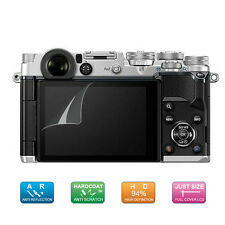4x LCD Screen Protector Film for Olympus E-PL8 / E-PL7 / E-P5 / PEN-F / SP-100EE