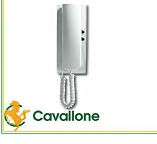 CORNETTA ELVOX 8870 CITOFONO POSTO INTERNO SERIE SOUND SYSTEM