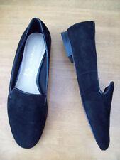 Evening Suede Standard Width (D) Flats for Women