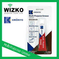 Kronyo Lubricant for Mechanical Lube Tube Grease repair High Low Temp Resistance