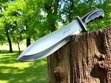 Bullson estados unidos cuchillo de caza Bowie Knife busch cuchillo machete machette macete cuchillo