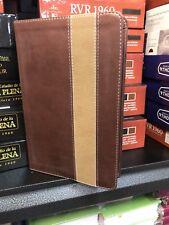 Biblia Reina Valera 1960 edicion especial Referencias Letra 9 Puntos Con Indice