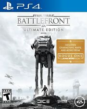 Star Wars: Battlefront Ultimate Edition - PS4 (Season Pass/All DLC/VR Mode) New