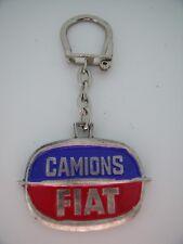Rare Ancien Porte-Clés / Old Key Ring CAMIONS FIAT TRUCKS CALANDRE / CALANDER ++