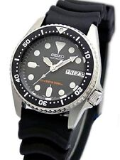 Seiko 5 Automatic 200M Divers Mid size Watch Rubber Strap SKX013K1 UK Seller