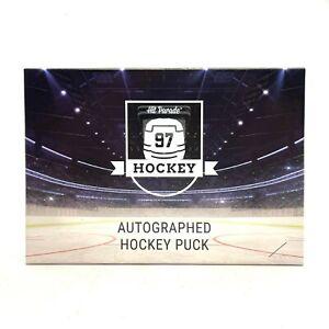 OTTAWA SENATORS 2020/21 HitParade Autograph Hockey Puck S7 Live Break 1box