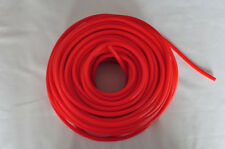 "SILICONE VACUUM HOSE 5/32"" (4MM) RED HI-PERFORMANCE TURBO RACING CUSTOM TUBING"